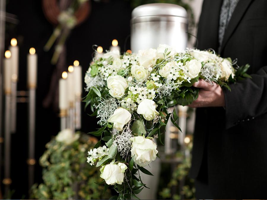 Pogrzeb Katolicki Zieleń Miejska florystyka cmentarna