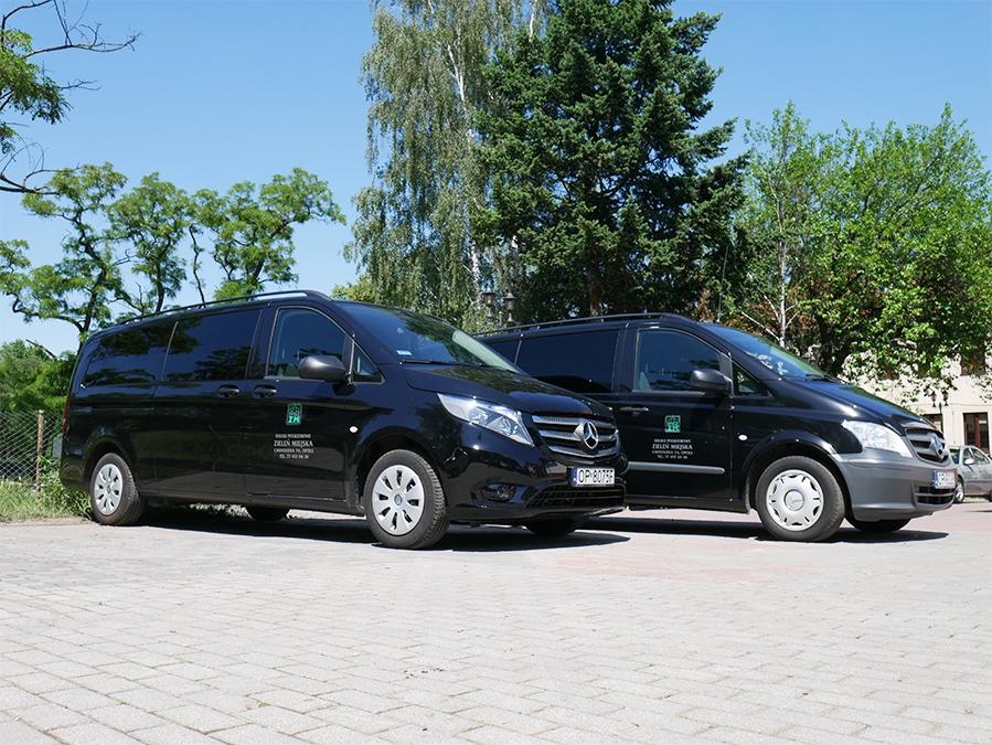Transport Zmarłych Zieleń Miejska